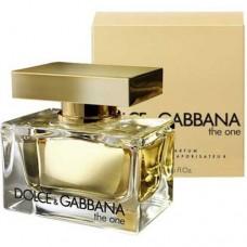 Parfum dama Dolce Gabbana The One 75ml Apa de Parfum