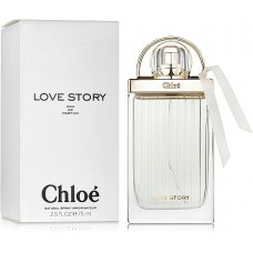 Parfum Tester de femei Chloé Love Story 75 ml Apa de Parfum